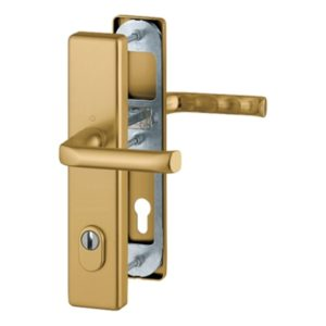 London - bronze aluminum door handle
