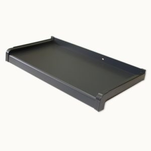 anthracite aluminium window sill